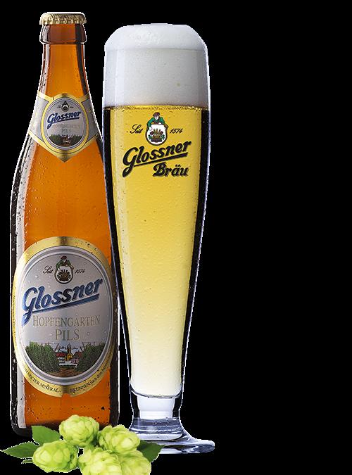 Glossner Hopfengarten Pils