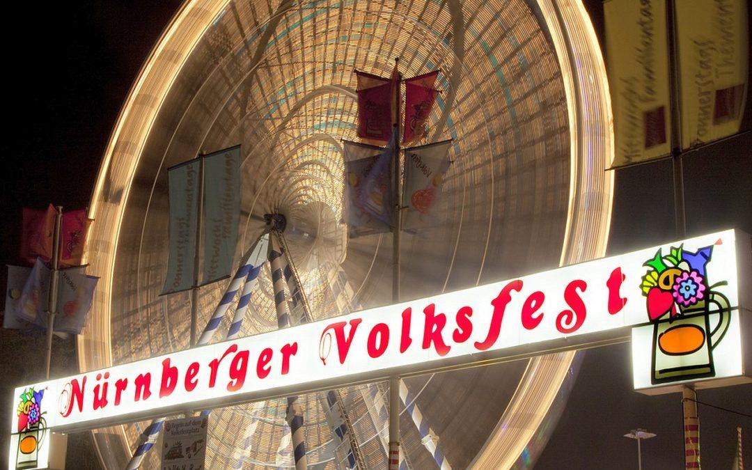 Herbstvolksfest Nürnberg vom 28.08. – 11.09.16