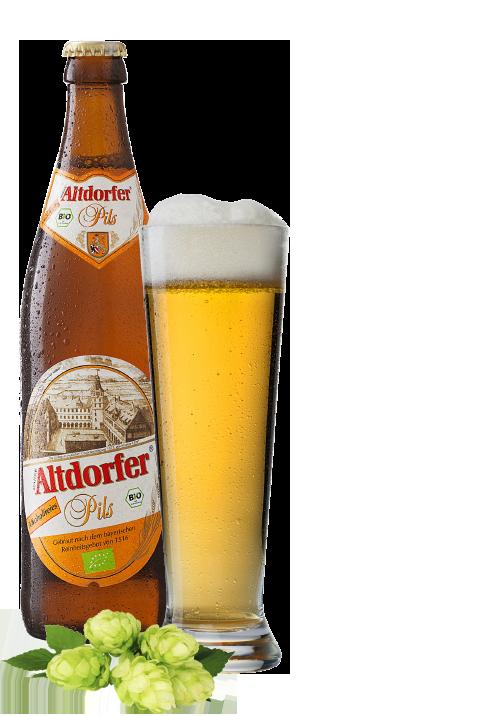 Altdorfer Bio Pils Alkoholfrei