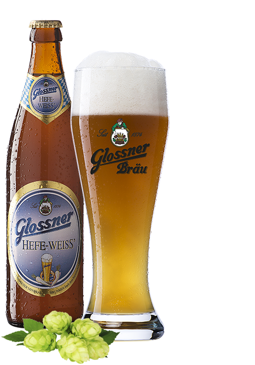 Glossner Hefe-Weiss'