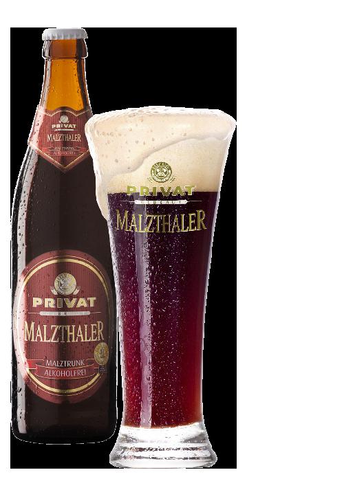 Privat Malzthaler Alkoholfrei