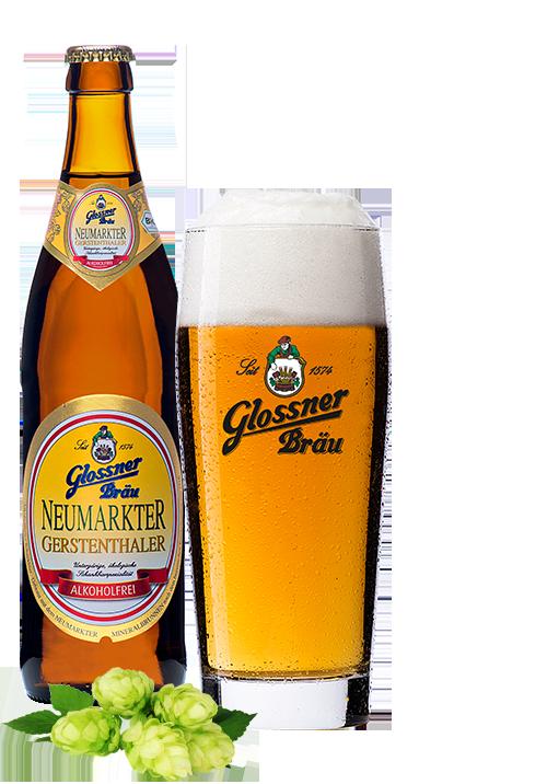 Neumarkter Bio Gerstenthaler Alkoholfrei
