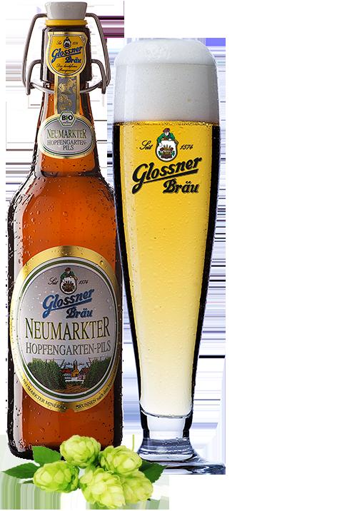 Neumartker Bio Hopfengarten-Pils