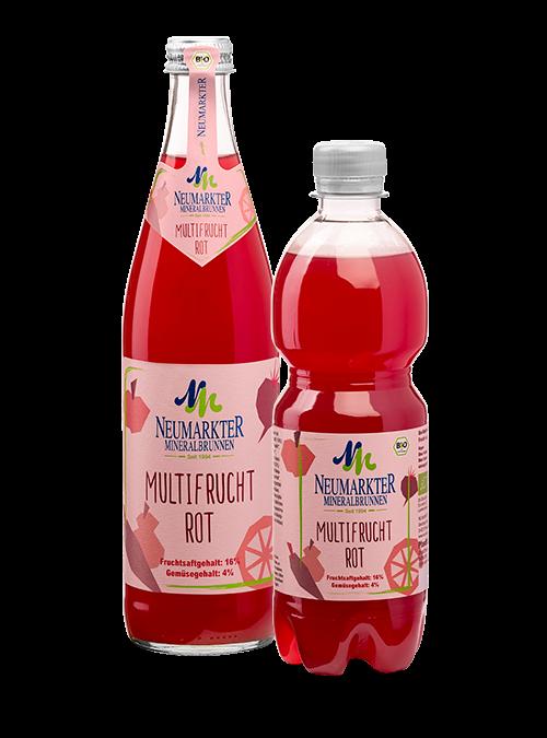 NM Bio Multifrucht Rot