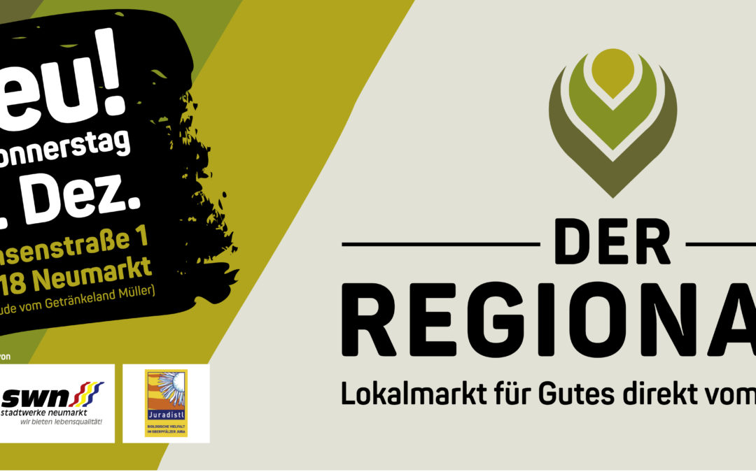Gutes direkt vom Erzeuger – der Regionale!